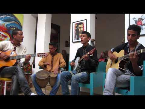 Modern Amazigh Music at Cafe Clock