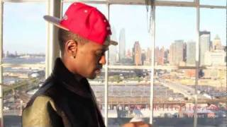 EXCLUSIVE: Big Sean Interview In NYC!