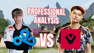 How Cloud9 Beat Sentinels on Haven   PAX ARENA DEMO ANALYSIS