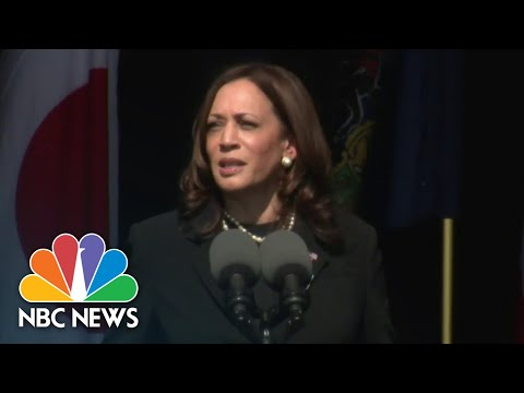 'Unity Is Possible in America': Harris Honors 9/11 Anniversary