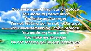 Tinie Tempah ft Jess Glyne - Not Letting Go (Lyrics On Screen)