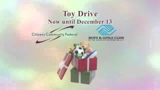 WEAU Toy Drive Commercial
