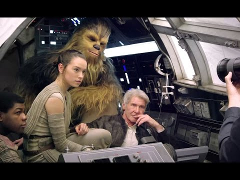 Star Wars: The Force Awakens Featurette - Behind The Scenes (2015) Sci Fi Adventure Movie HD