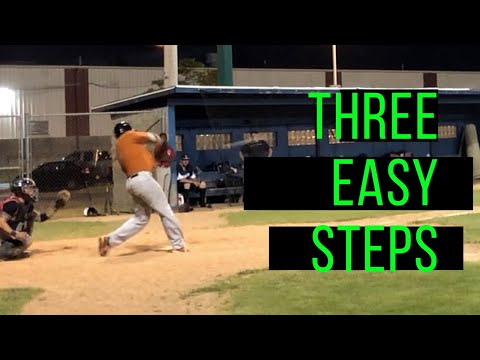 HITTING TIPS: How To Get Out Of A Slump