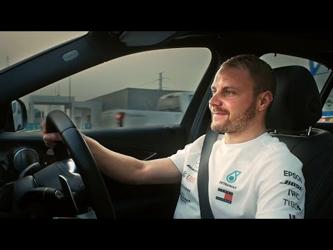 Valtteri Bottas Declares 'Teamwork' is the Magic Ingredient in the Winning Formula as he Visits $27 Billion Megaproject in Malaysia