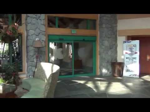 Tour of the Shades of Green Hotel at Disney World