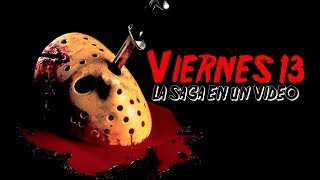 Viernes 13: La Saga en 1 Video (Especial de Halloween)