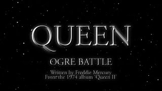 Queen - Ogre Battle (Official Lyric Video)