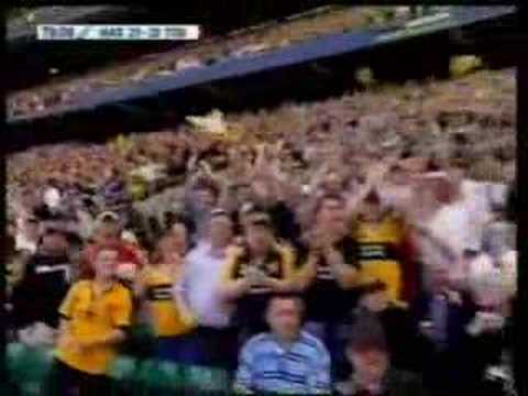 HC 04; Wasps v Toulouse - the Howley Try