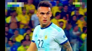 Lautaro Martínez Vs Brazil(02/07/2019)HD 720p by轩旗