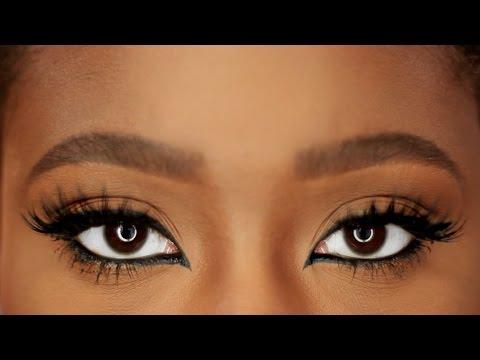 Arab Inspired Eyes Jasmine Rose How To Black Women Easy