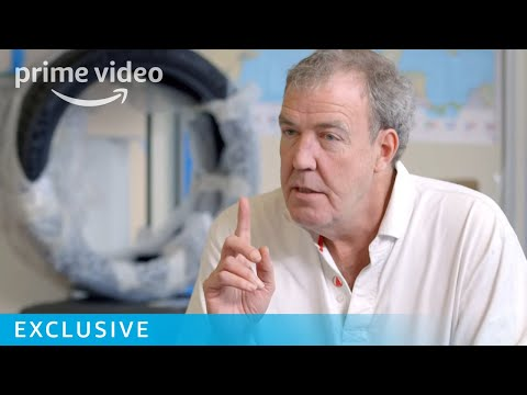 Clarkson, Hammond & May Brainstorm Names for Their New Show | Amazon Prime Video