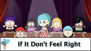 If It Don't Feel Right - Don't Do It (With Intro) My Body is My Body - Child Abuse Prevention ©2016