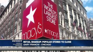 Retail Earthquake: These Big Name Stores to Shut Down