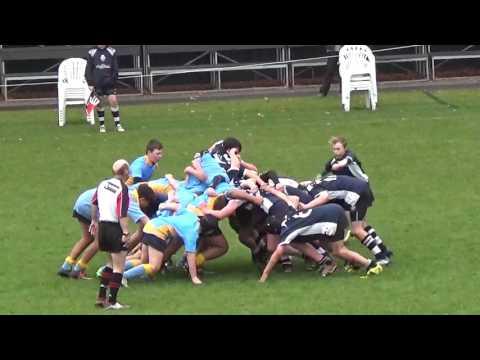 St  Andrews U14's vs Shirley U14's 2017