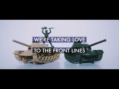 Satellites & Sirens - TANKS (Official Lyric Video)