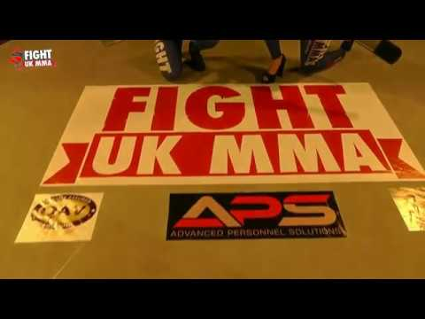Welcome to Fight UK MMA Baptism of Fire