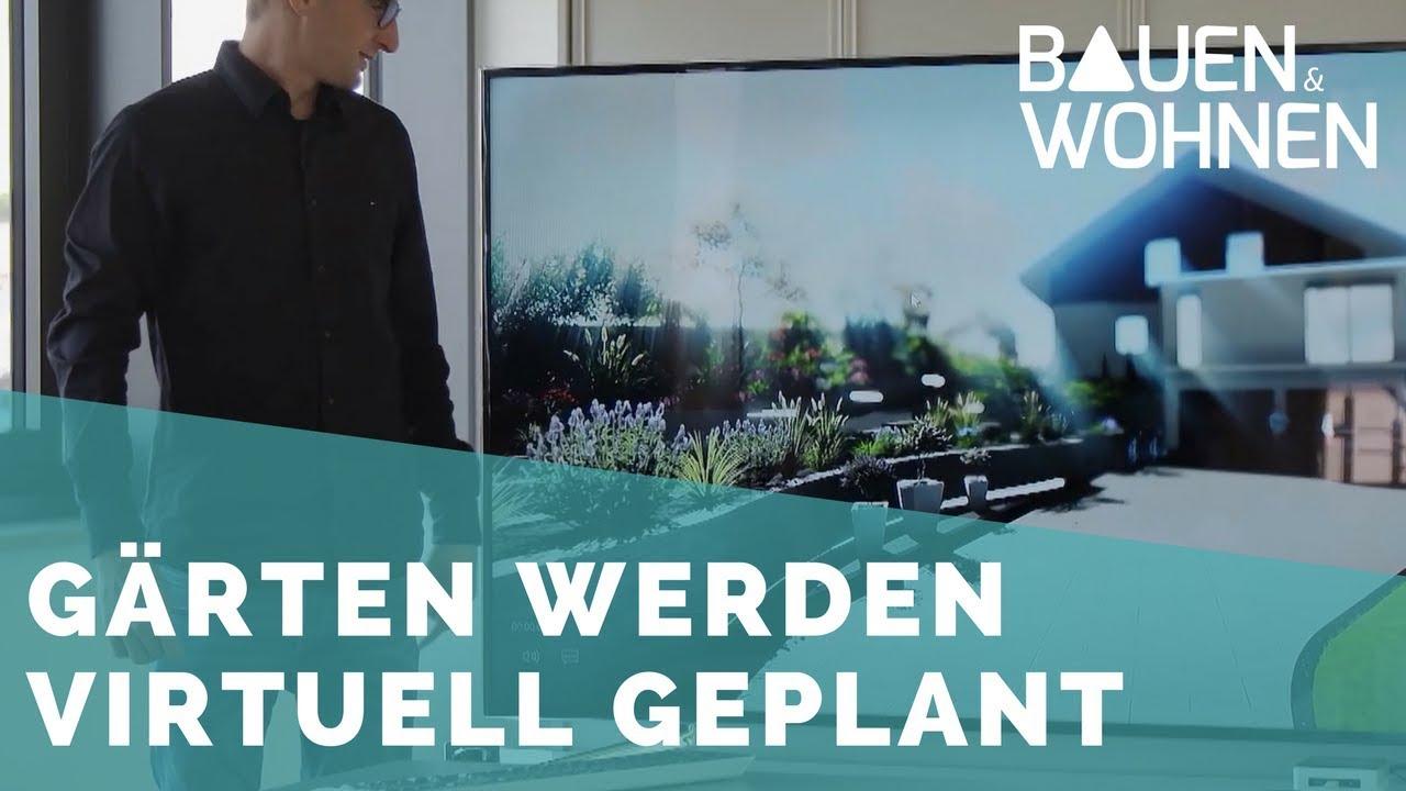 Garten Planung: Moderne Gartenplanung In 3D   So Wird Der Garten Vorab Real