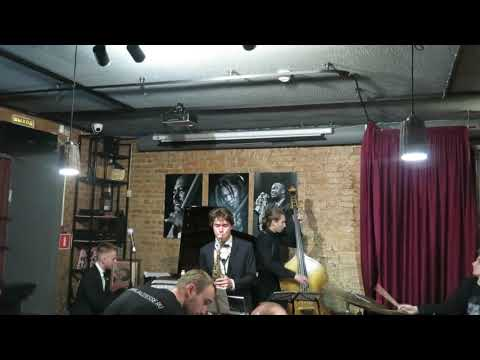 Arseny Vladimirov Quartet - Joshua Redman - Jig-A-Jug (LIVE At ESSE JAZZ CLUB)