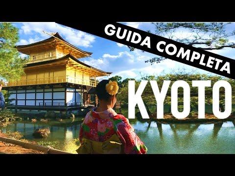 Kyoto cosa vedere? GUIDA COMPLETA! [Documentario Giappone pt.7]