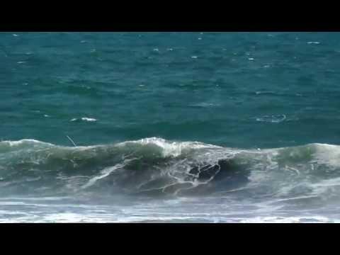 Wave Running in a Panga , Nicaragua , Las Penitas