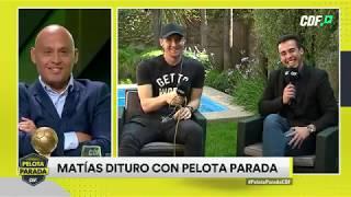 ¡Matías Dituro analiza el Clásico en exclusiva para Pelota Parada!