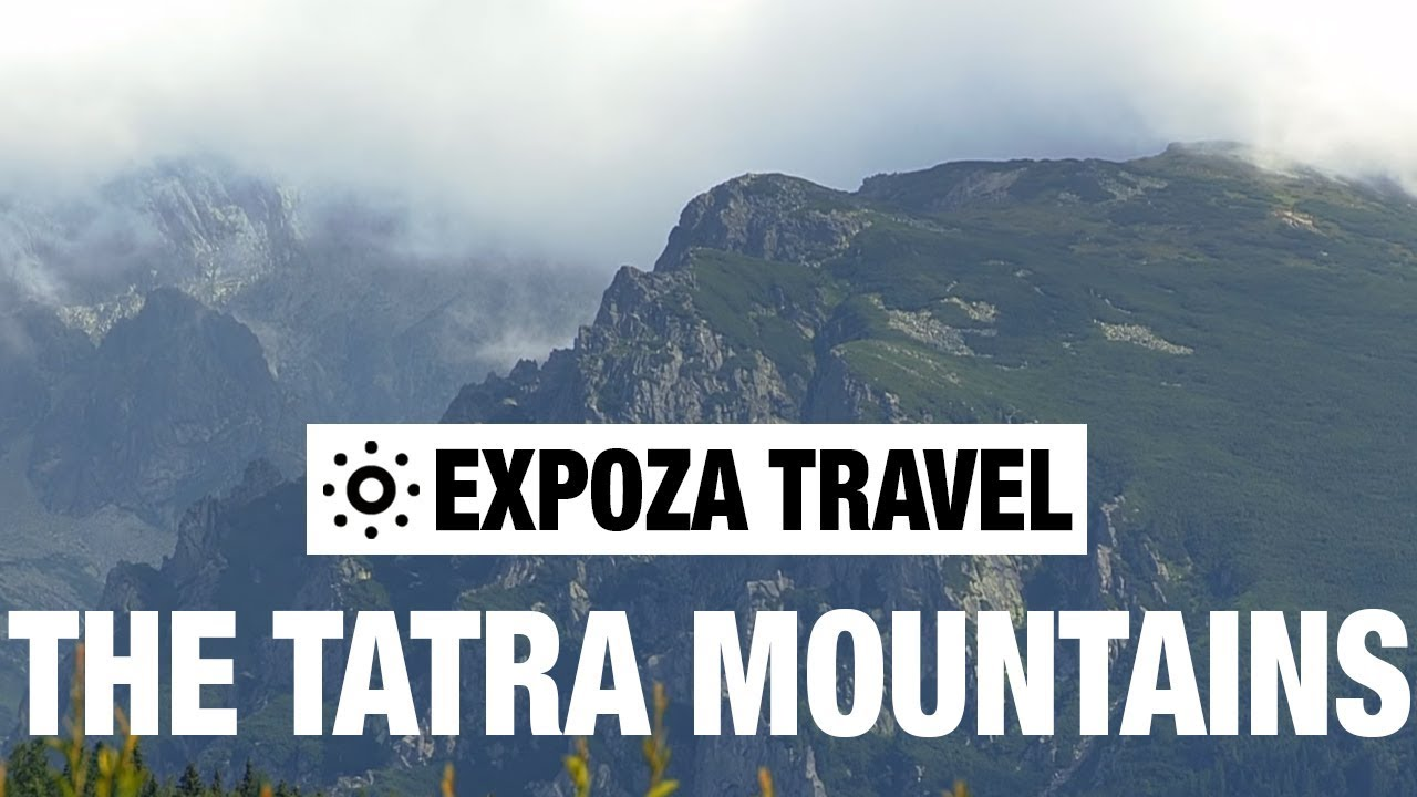The Tatra Mountains By Train Vacation Travel Video Guide