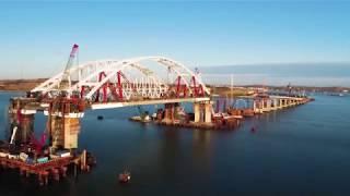 Керченский мост. Путешествие а/д арки