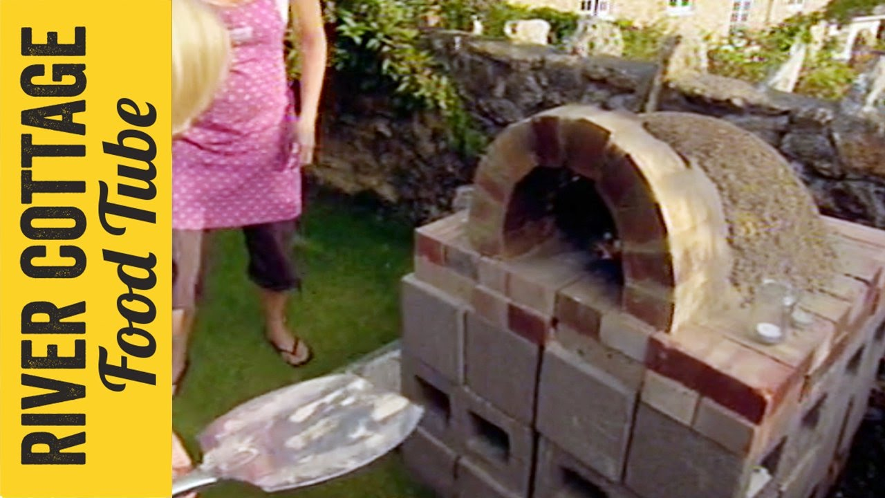 Build Your Own Pizza Oven Steve Lamb