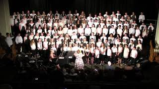 TRA 6th - 8th Combined Chorus - True Colors - arr Roger Emerson