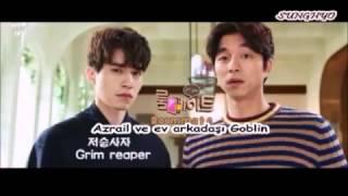 Kore Dizisi Goblin vs Azrail Türkçe (Turkish sub.)