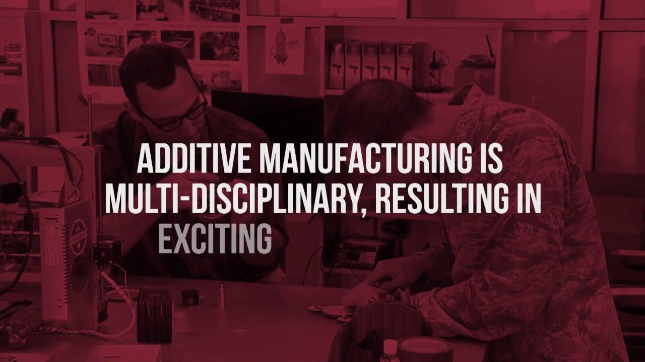 Additive Manufacturing at AMRDEC