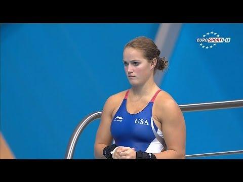 Kazan2013 Women's 10m platform semifinal