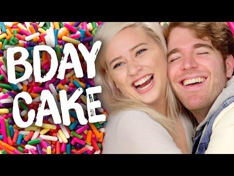 BIRTHDAY CAKE FOODS w/ SHANE DAWSON (Cheat Day)