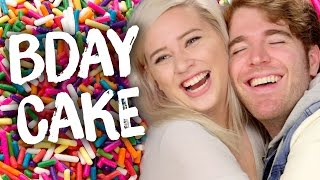 BIRTHDAY CAKE FOODS w/ SHANE DAWSON (Cheat Day)