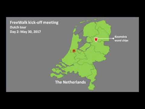FreeWalk Dutch tour 2017