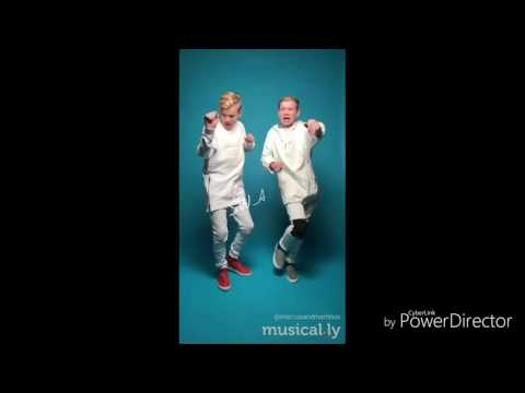 Thumbnail: Marcus & Martinus Musical.ly SWALLA