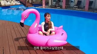 [불량소녀] 10대수영복 비치웨어 촬영스토리 2편