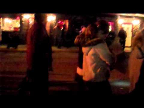 jackie shores caroling down main street 2011.MP4
