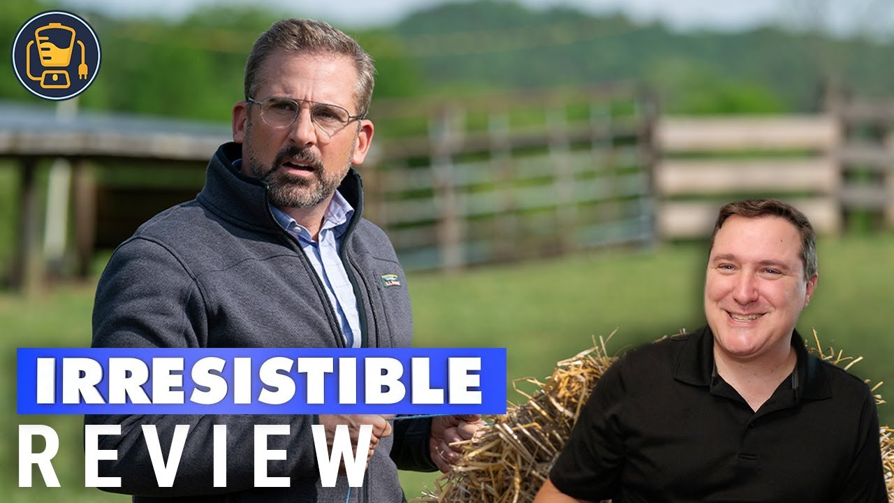 What critics think of Jon Stewart and Steve Carell's 'Irresistible'