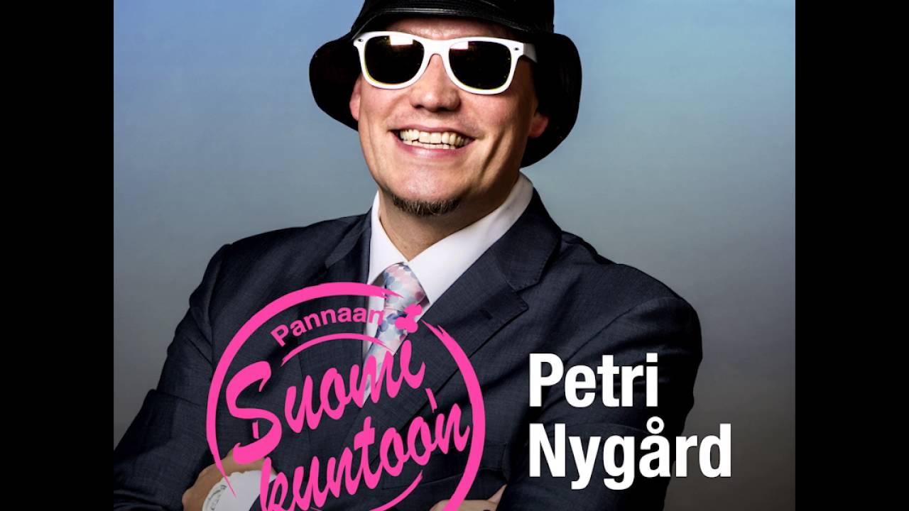 Petri Nygård Pannaan Suomi Kuntoon