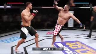ea sports ufc 2 ranked stipe miocic vs mirko cro cop gp199