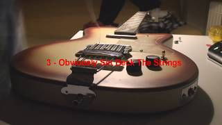 Download How To Convert A Dano '56 into A Sitar MP3 song and Music Video