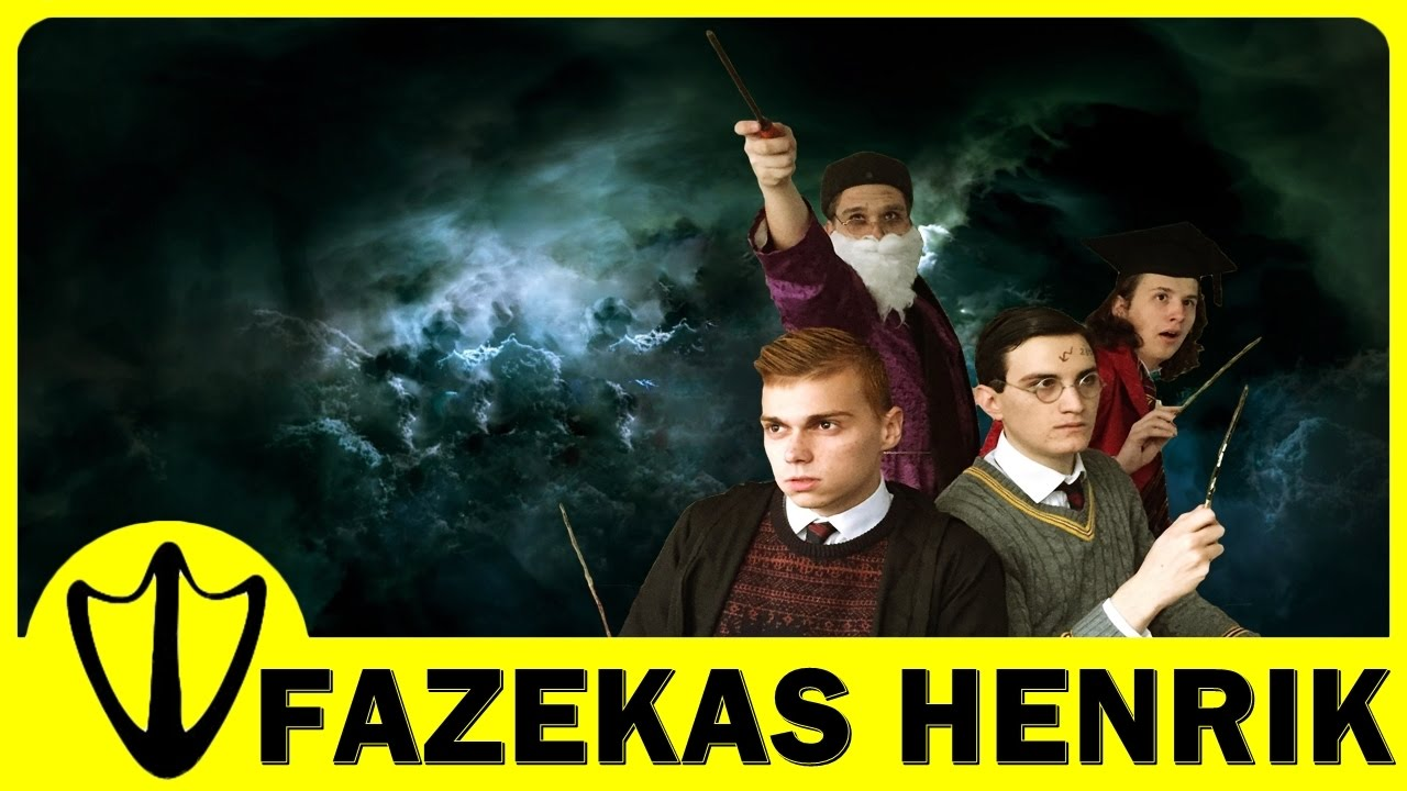 fazekas Harry Potter)