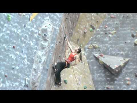 Yannick Lis & Anak Verhoeven BK lead 2011 1e route