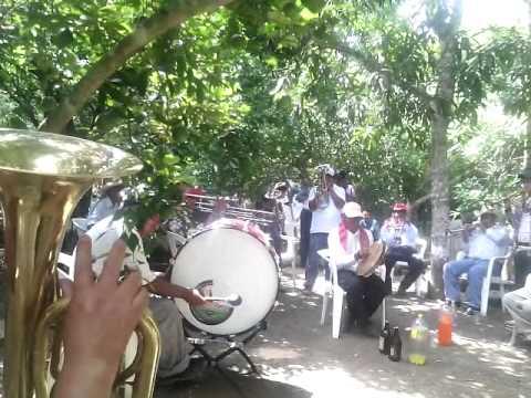 Banda Santiago apostol de Chipila huautla hidalgo