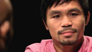 HBO Boxing: Mayweather vs. Pacquiao- Face Off with Max Kellerman[Fan Made]