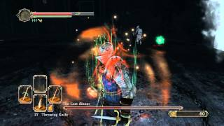 Dark Souls II - Parrying the Throne Defender and Watcher to Death
