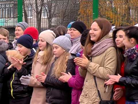 В Заволжском районе появились мультиспортивные площадки