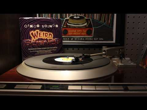 Oingo Boingo — Weird Science Vinyl